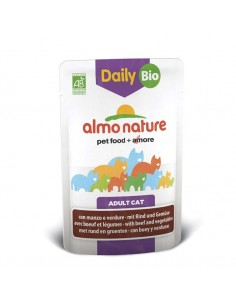 Almo Nature Cat - PFC Daily Bio - Cibo Umido in Bustina - 70g