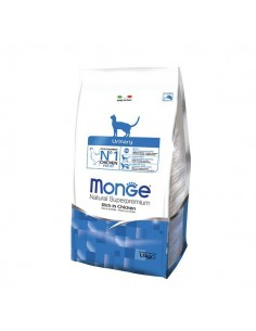 Monge Gatto - Natural Superpremium - Urinary - Ricco di Pollo - 1,5 Kg