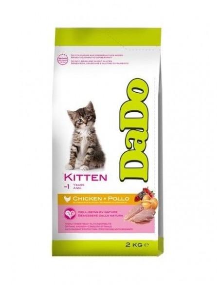 Dado Gatto Kitten 2 Kg