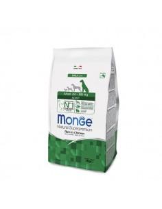 Monge cane - Natural Superpremium - Maxi Adult - Daily Line - Ricco di Pollo - 12 Kg