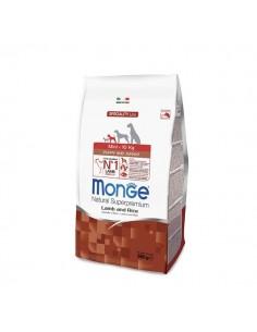 Monge cane - Natural Superpremium - Puppy & Junior - Mini - Daily Line - Ricco di Pollo