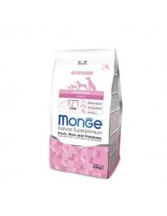 Monge Cane - Natural Superpremium - Adult - All Breeds - Speciality Line - Coniglio, Riso e Patate