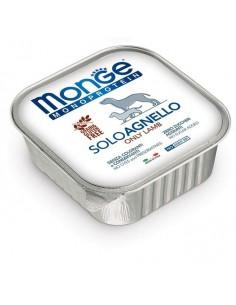 Monge Cane - Natural Superpremium - Monoprotein - SOLO - Vaschetta - 150 g