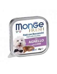 Monge Cane - Natural Superpremium - Fresh - Patè e Bocconcini - Vaschetta - 100 g