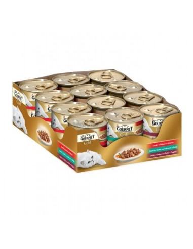 Gourmet Gold 85gr. PROMO PACK 24 pz
