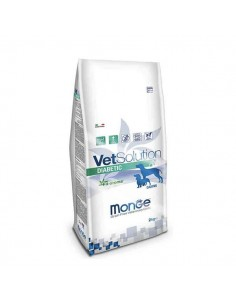 Monge Cane - Vet Solution - Diabetic - 2 Kg