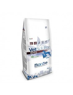 Monge Cane - VetSolution - Hepatic - Adult - 12 Kg