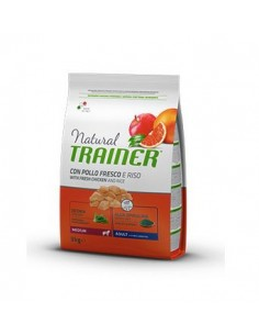 Trainer Cane - Natural - Adult - Medium - Pollo