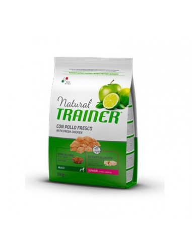 Trainer Cane - Natural - Maxi - Junior - Pollo 12 kg