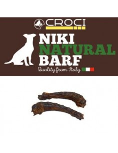 Croci - Niki Natural Barf - Collo di Tacchino - 250 g