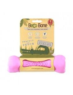 Beco Pets - Beco Bone - Osso in Gomma Naturale Extra Forte - Vari colori - Taglia S - 12 cm