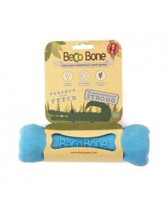 Beco Pets - Beco Bone - Osso in Gomma Naturale Extra Forte - Vari colori - Taglia L - 22 cm