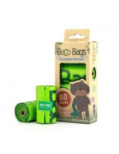 Beco Pets - Pooo Bags - 60 sacchetti igienici per cani