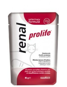 Prolife Wet Cat - Veterinary Formula - Renal - bustine da 85 g