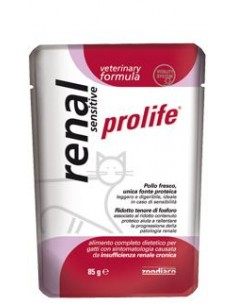 Prolife Wet Cat - Veterinary Formula - Renal Sensitive - bustine da 85 g