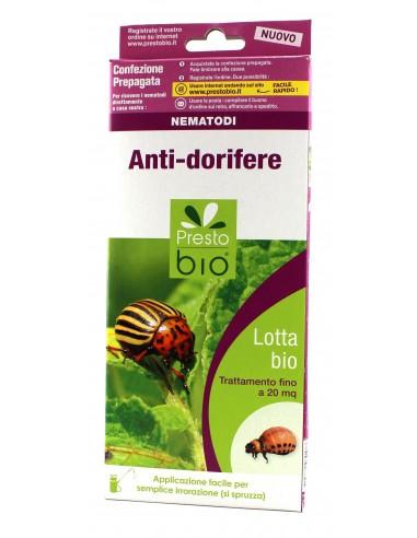 Nematodi Anti-dorifere - Insetti Utili