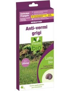 Nematodi Anti-vermi grigi - Organismi utili