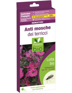 Nematodi Anti-vermi bianchi e mosche dei terricci - Organismi Utili