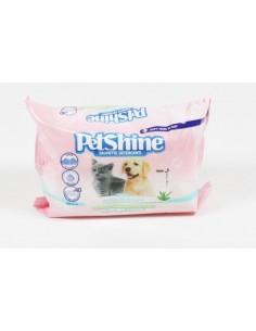 Salviette Detergenti Pet Shine 3 Pezzi