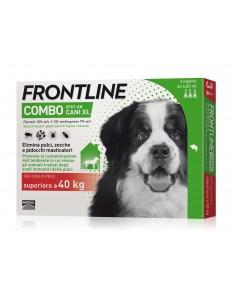 FRONTLINE COMBO CANE 3 PIPETTE OLTRE 40 KG