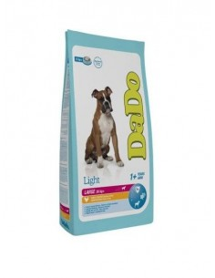 DADO AD. LIGHT LARGE BREED POLLO KG. 12