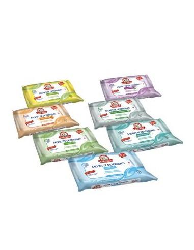 Bayer - Sano e Bello - 50 Maxi Salviette Detergenti