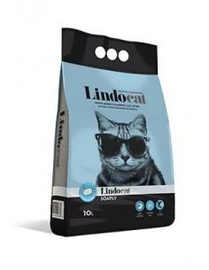 Lindocat Soaply - Lettiera Agglomerante - 10 litri