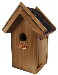 Bavicchi - Casetta per uccelli con tetto catramato