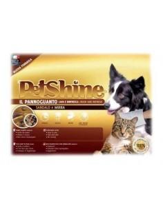 Panno Guanto Pet Shine Promo 1+1
