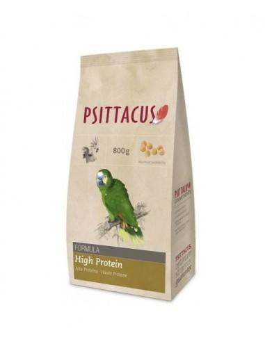 Psittacus - Alta Proteina - 800 g