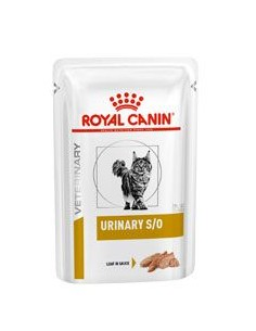 Royal Canin Veterinary Diets Urinary S/O - Umido - 12x100 gr
