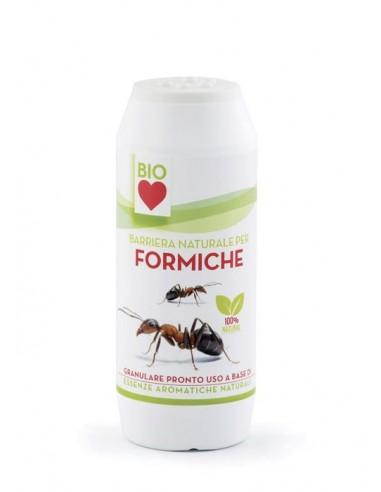 Bio Love - Formiche - Barriera Naturale - Barattolo - 250 g