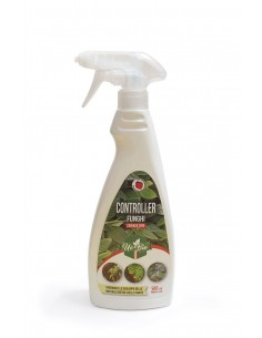Ueber UeBio - Controller Funghi - Carenza Zero - Spray Pronto all'Uso 500 ml