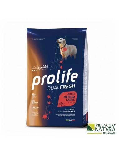 Prolife Dual Fresh Adult fresh Beef,...
