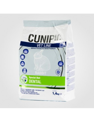 Cunipic VET LINE Dental Coniglio Kg 1,4