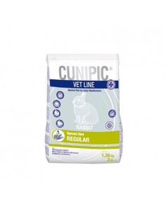 Cunipic VET LINE Regular Coniglio Kg 1,36