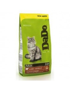 Dado Gatto Hairball 2 kg Pollo