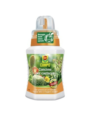 Compo - Concime per Cactacee - 250 ml