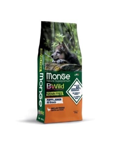 Monge Cane - Bwild - Puppy Grain Free...