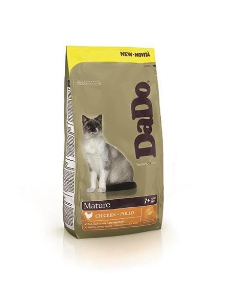 Dado Gatto Mature Pollo 400 gr.