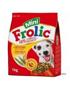 Frolic mini con carni bianche verdure cereali 1 kg