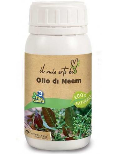 NewPharm - Olio di Neem - Coadiuvante...