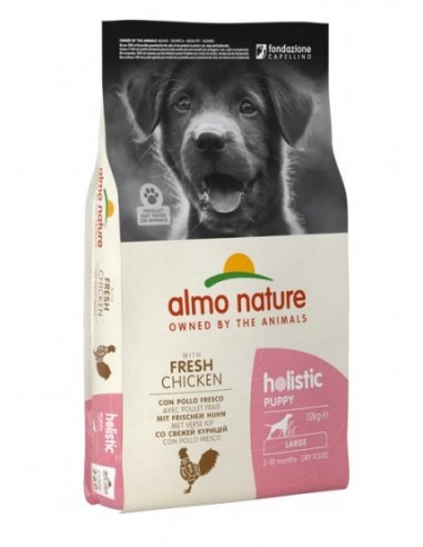 Almo Nature Dog - Holistic - L -...