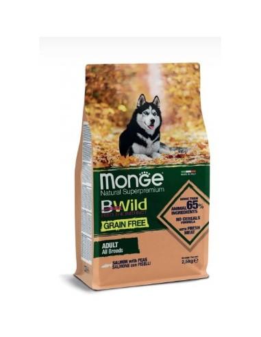 Monge Cane - Bwild - Adult Grain Free...