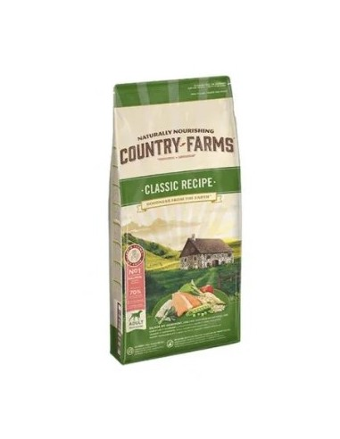 Country Farms - Adult Classic Recipe...