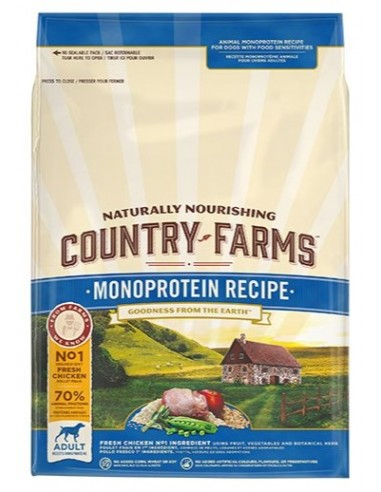 Country Farms - Adult Monoprotein...