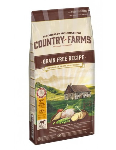 Country Farms - Adult Grain Free -...