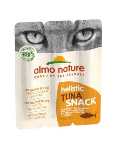 Almo Nature Cat - Holistic Snack - 3x5g