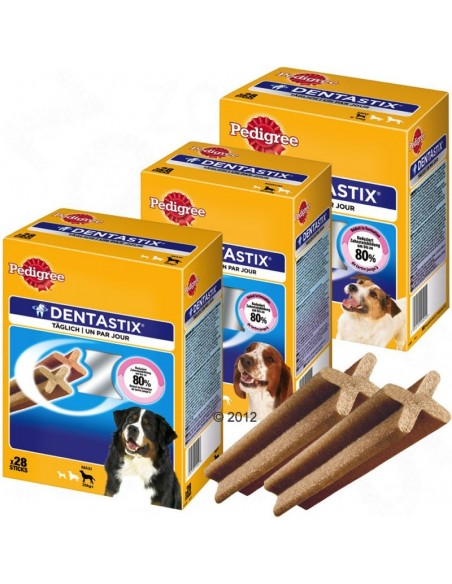 Pedigree Dentastix maxi 21+7 pz