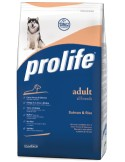 Prolife Adult All Breeds Beef & Rice 15 Kg